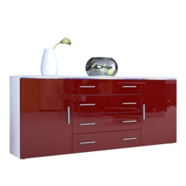 Sideboards In Rot Gunstig Kaufen Bei Sideboard Shop De